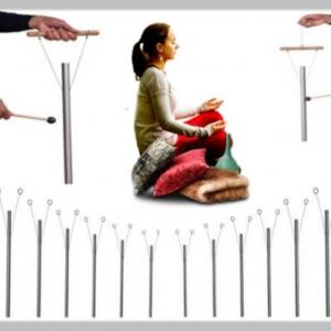 Campane tubolari energia terapeutica per Chakra