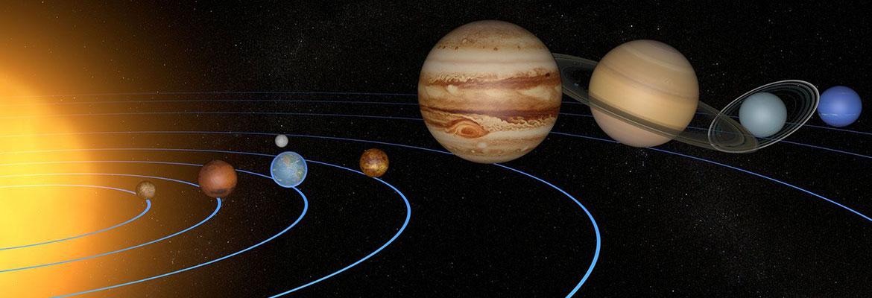 Akashica frequenza dei pianeti - l'ottava cosmica