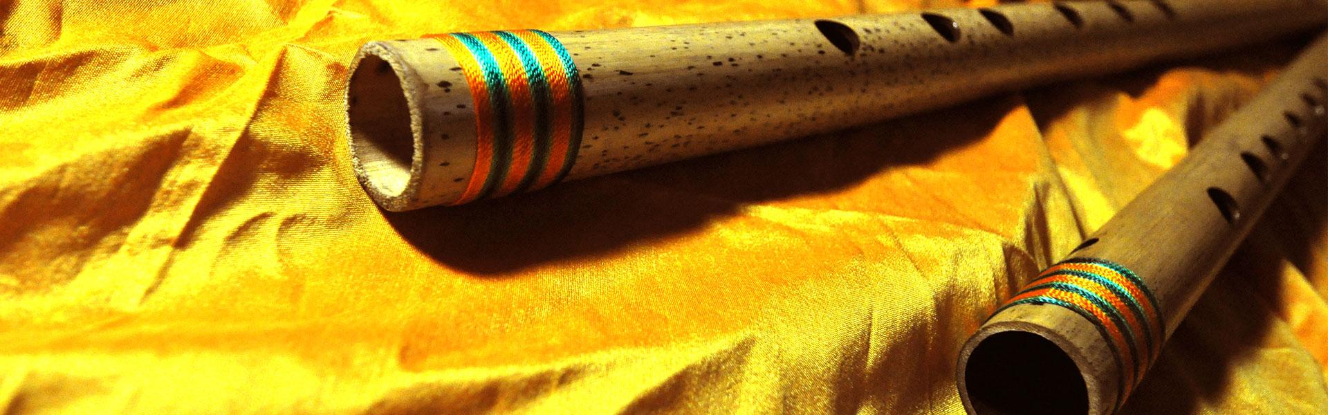 Corso di flauto indiano Bansuri - Laboratorio Armonico Akashica
